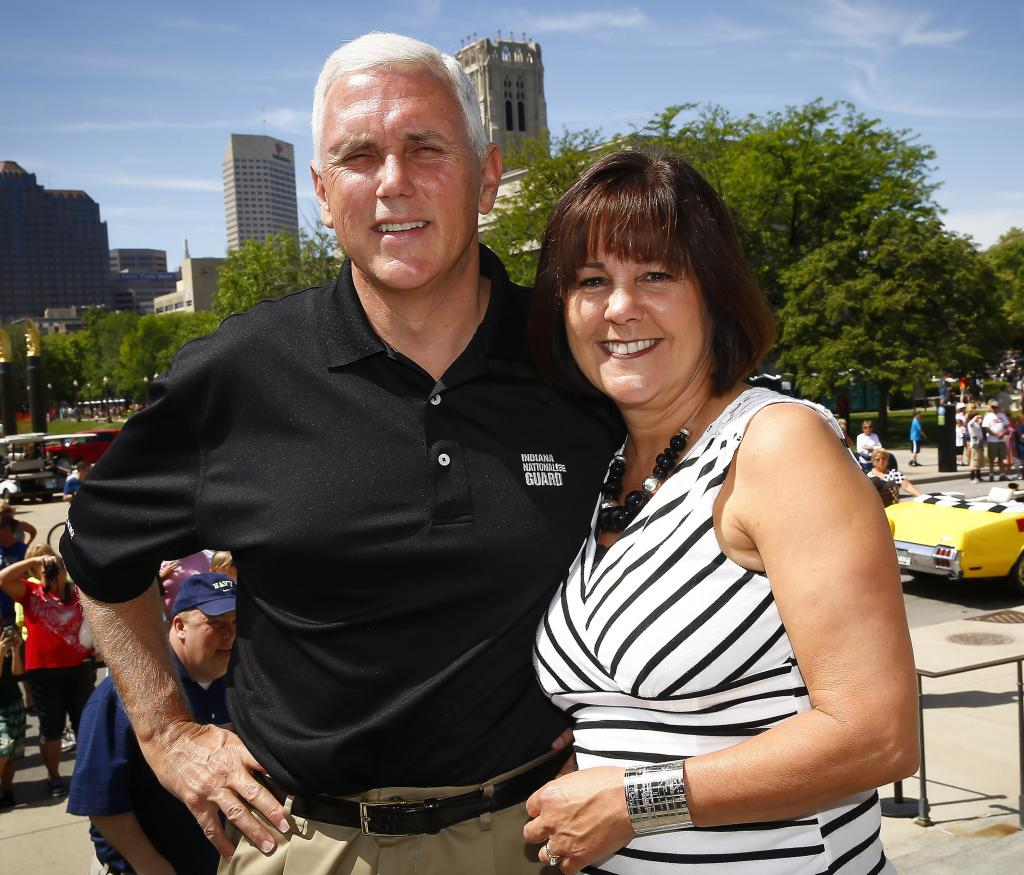 Potential Second Lady Karen Pence Sells Towel Charms