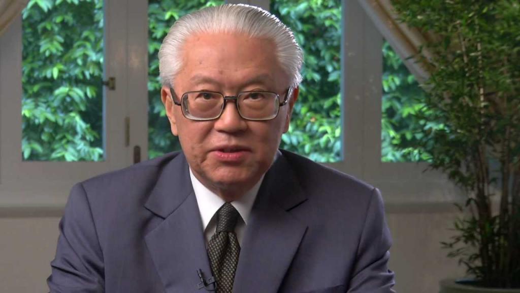 President Of Singapore - Dr Tony Tan Keng Yam - YouTube