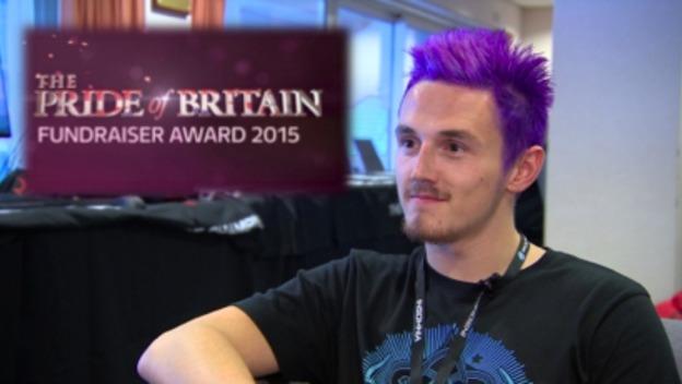 Pride Of Britain North West Finalist: Tom Cassell   Granada - ITV News