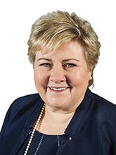 Prime Minister Erna Solberg - Regjeringen.no