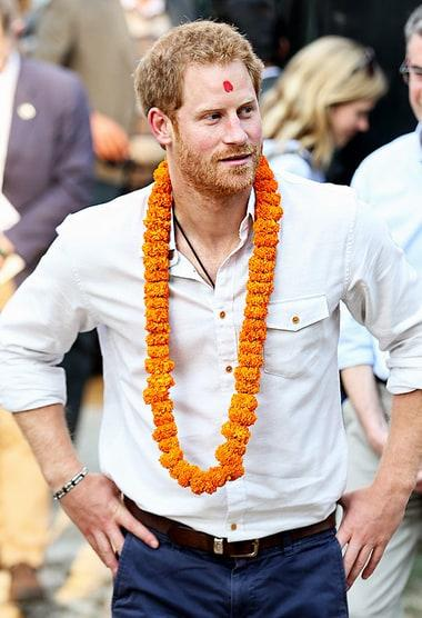 Prince Harry Remembers Princess Diana In Nepal Visit