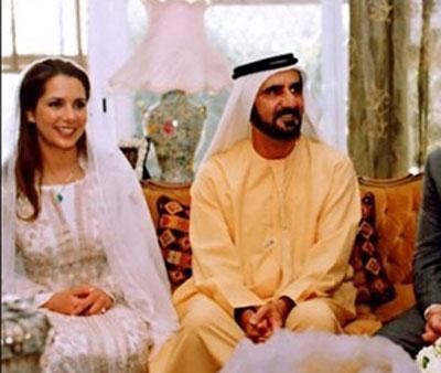 Princess Haya And Sheikh Mohammed Wedding Pictures - Arabia Weddings