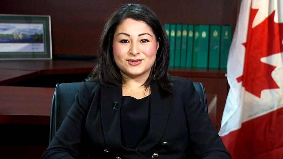 Profile Of Maryam Monsef: From Refugee To Cabinet Minister   CTV News