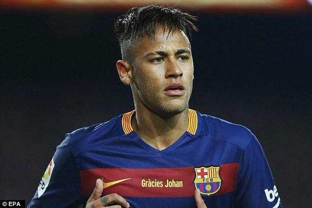 PSG Hope To Sign Barcelona Star Neymar By Activating     153m Release