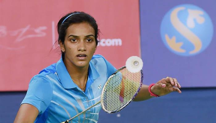 P.V. Sindhu - Latest News On P.V. Sindhu   Read Breaking News On Zee