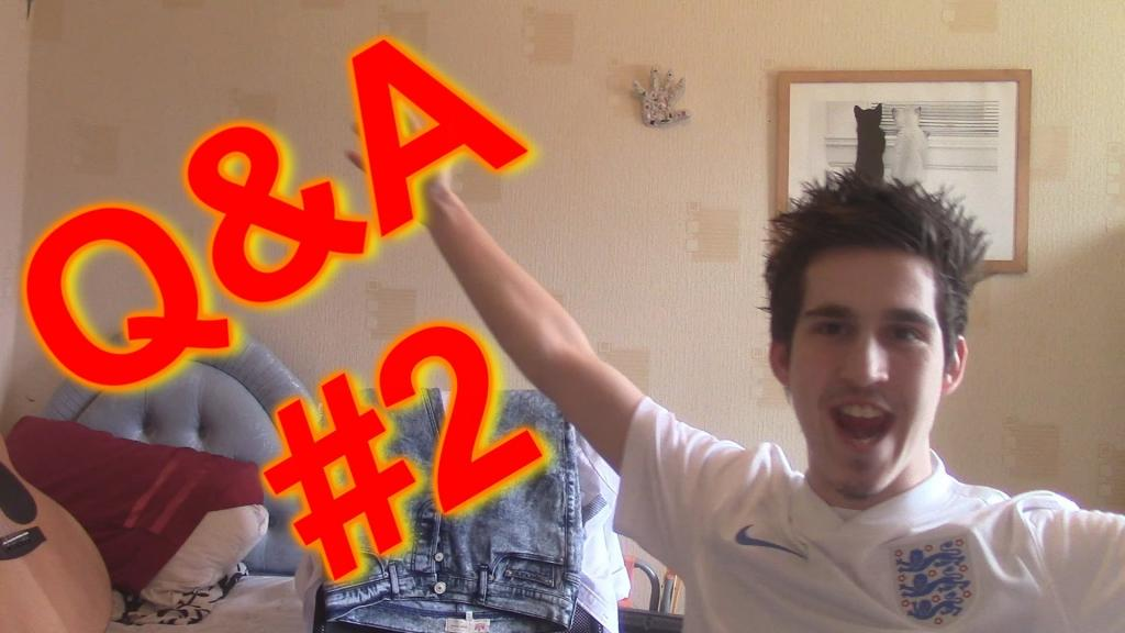 Q&A #2 Some Of These Questions XD - YouTube