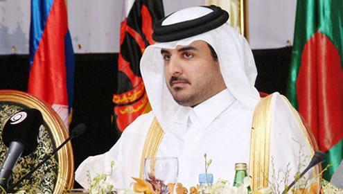 Qatari Emir Sheikh Hamad Bin Khalifa Al-Thani To Hand Power To Crown