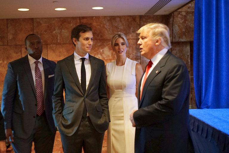 Quiet Fixer In Donald Trump's Campaign: His Son-in-Law, Jared