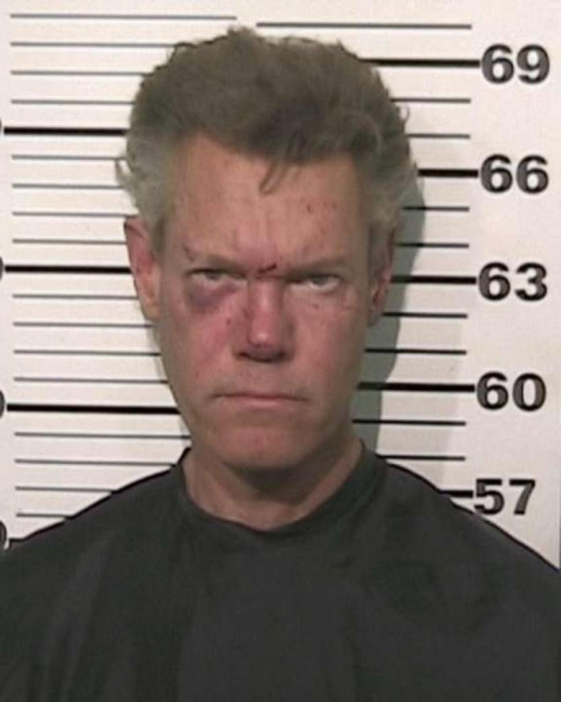 Randy Travis In Church Parking Lot Fight: Cops - NY Daily News