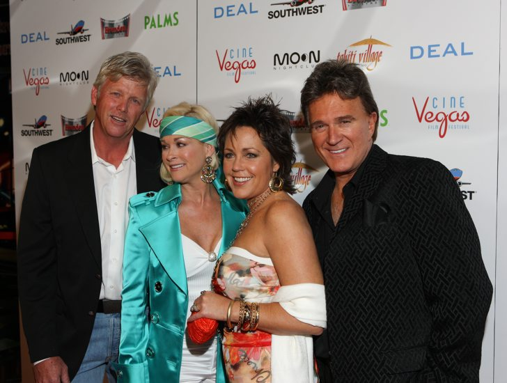 Randy White, Lorrie Morgan, Kelly Lang & T.G. Sheppard Pictures