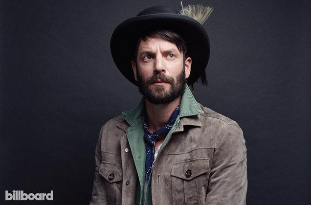 Ray LaMontagne Goes 'Supernova': The Folk Singer Talks New Album