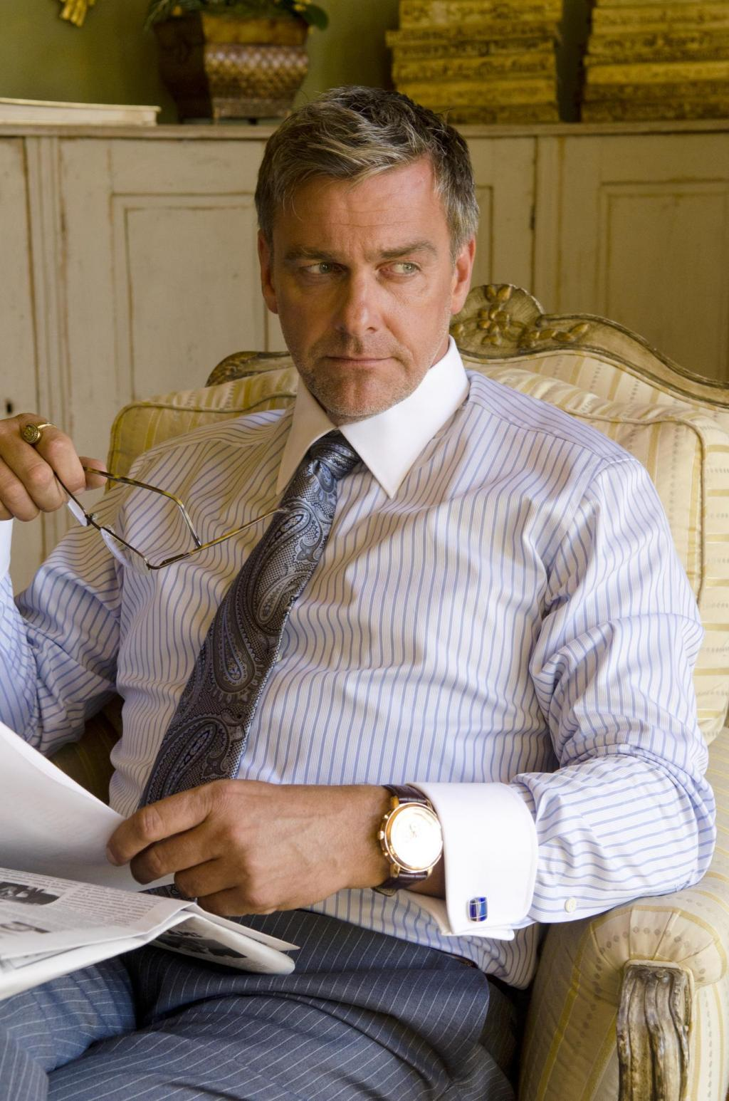 Ray Stevenson Talks DEXTER Season 7, THOR 2, And DIVERGENT   Collider