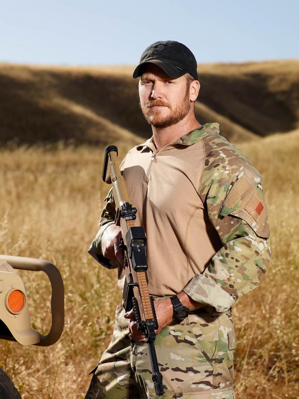 Read The Full Interview With American Sniper Chris Kyle That Didn't