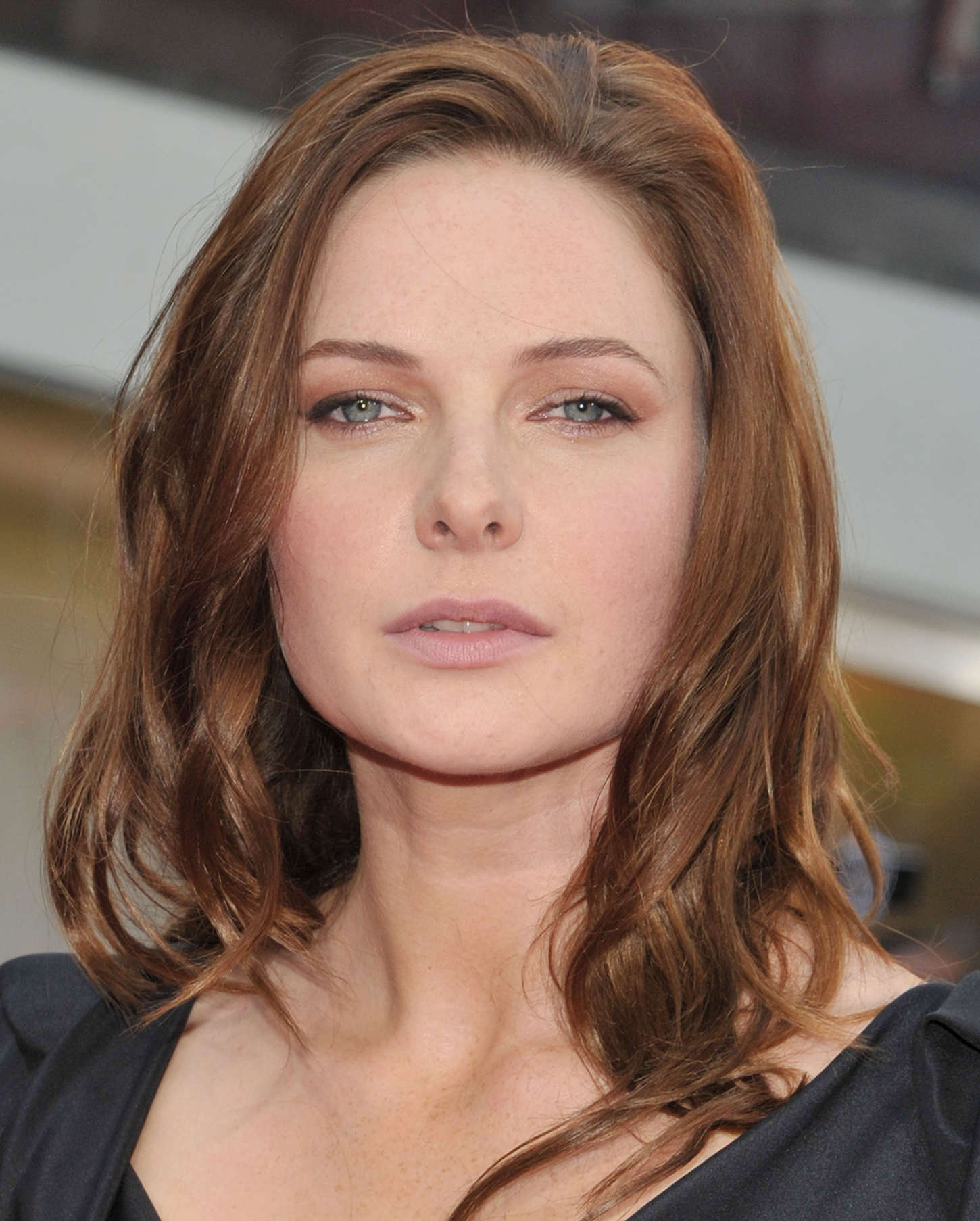 Rebecca Ferguson - 'Mission: Impossible - Rogue Nation' Premiere In NYC