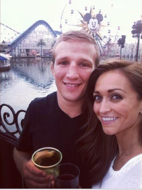 Rebecca Reynoso Is MMA T.J Dillashaw's Wife