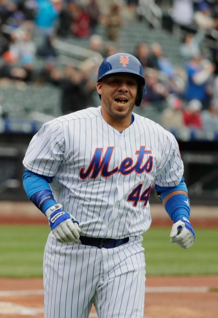Rene Rivera Giving Mets A Boost With His Work Behind The Plate - NY