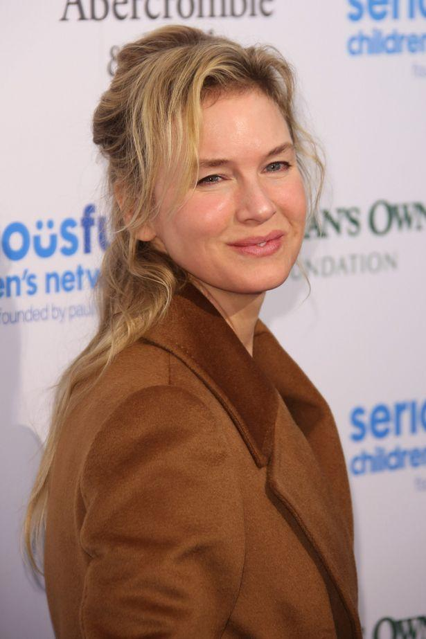 Renee Zellweger Reveals She Was 'sick Of Her Own Voice' Before