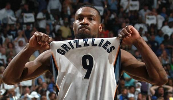 Report: Tony Allen Suspended After Fight With Teammate Nick Calathes