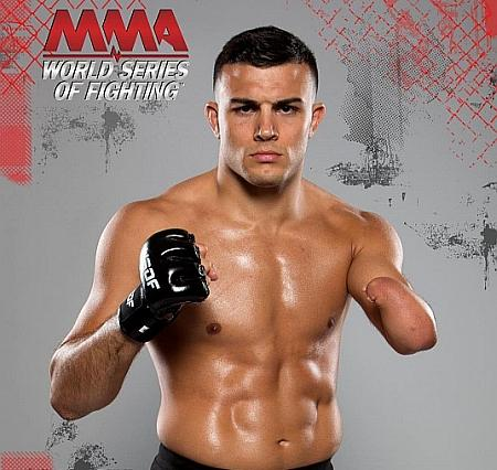 Respect For Nick Newell, One Handed MMA Fighter - Who Do You Respect?