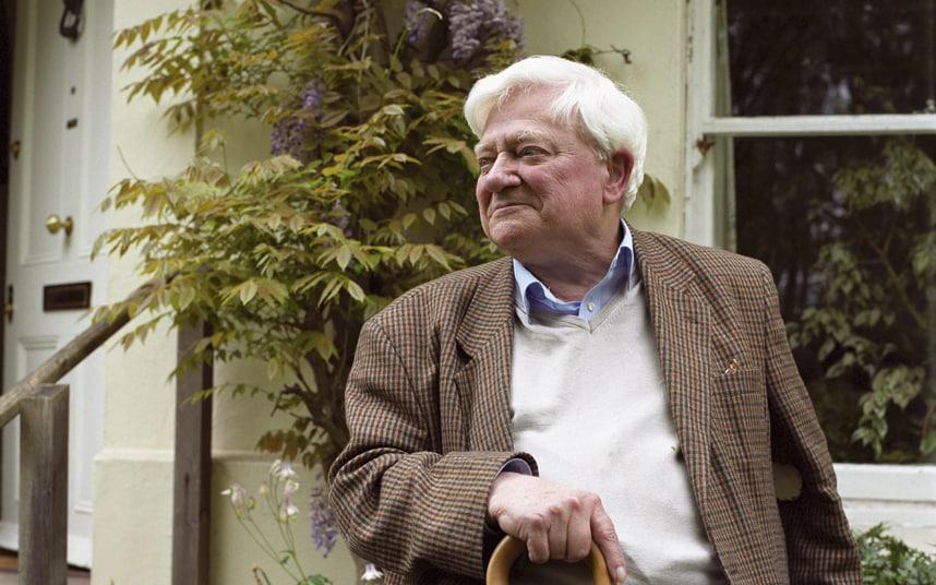 Richard Adams On Watership Down: 'Perhaps I Made It Too Dark