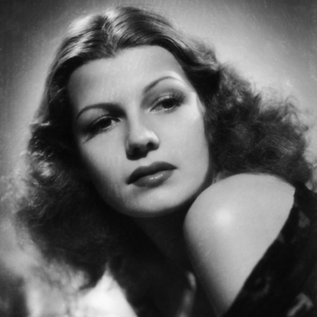 Rita Hayworth - Dancer, Film Actor/Film Actress, Classic Pin-Ups