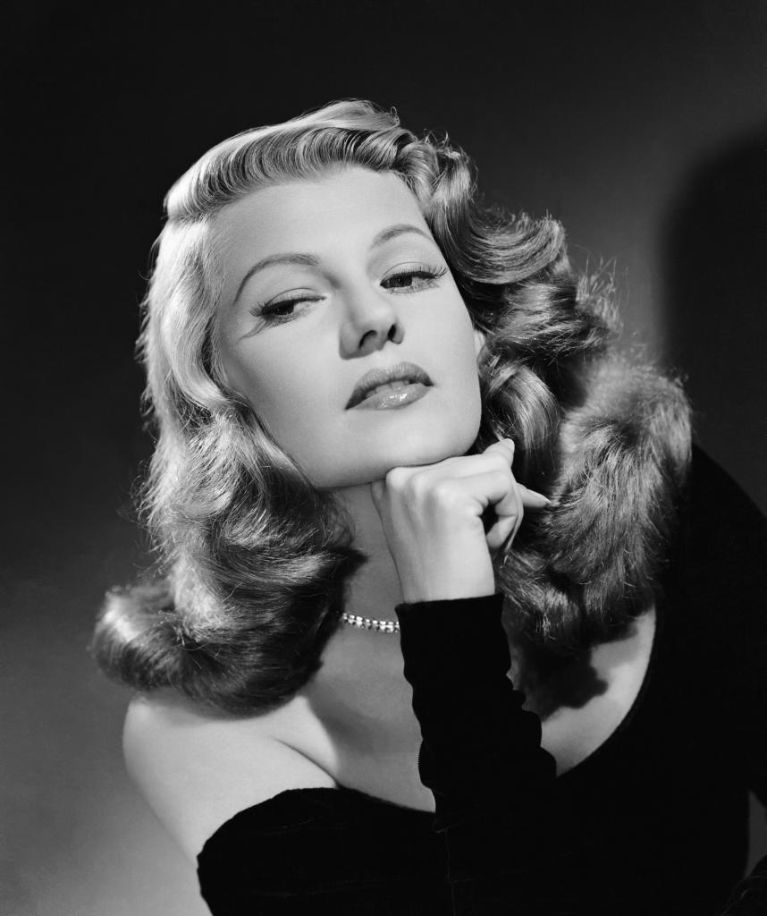 Rita Hayworth : Muses, Icons   The Red List