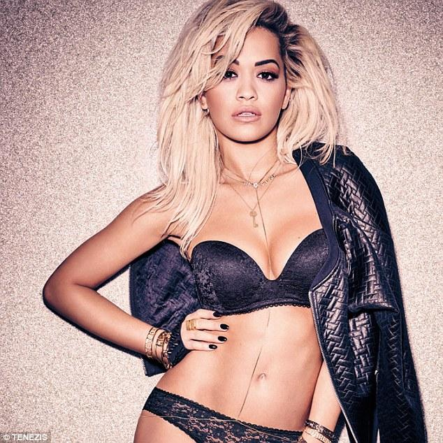 Rita Ora Is Almost Unrecognisable As She Goes Make-up Free To Catch
