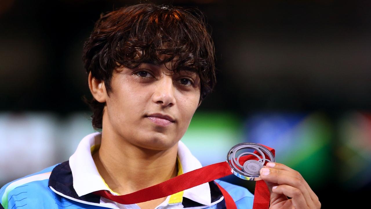 Road To Rio: Can Wrestler Sakshi Malik Pick Up Where Geeta Phogat