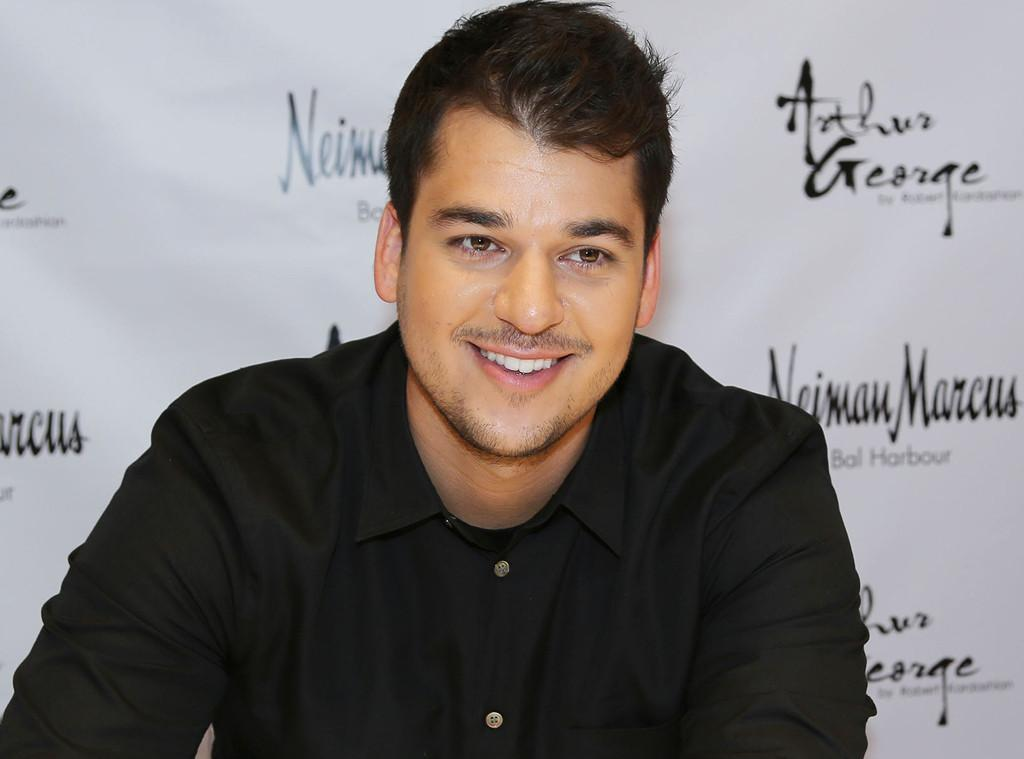 Rob Kardashian Home After Hospitalization: Surprise Diabetes
