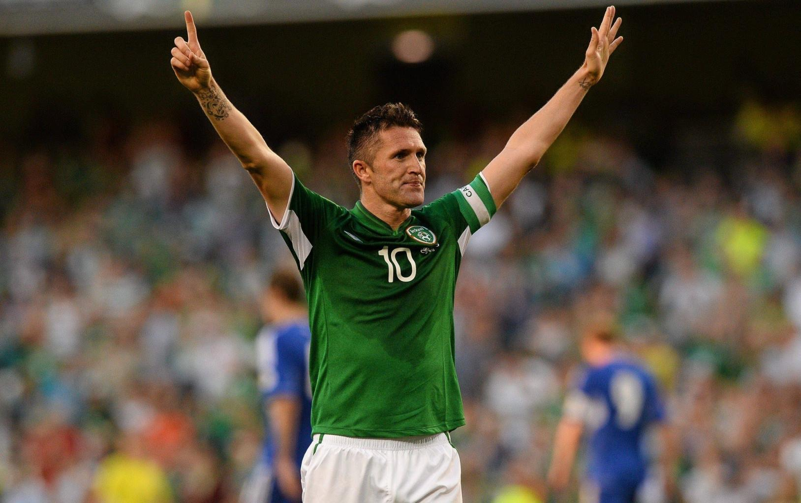 Robbie Keane - IRELAND GOALS   Tribute - YouTube
