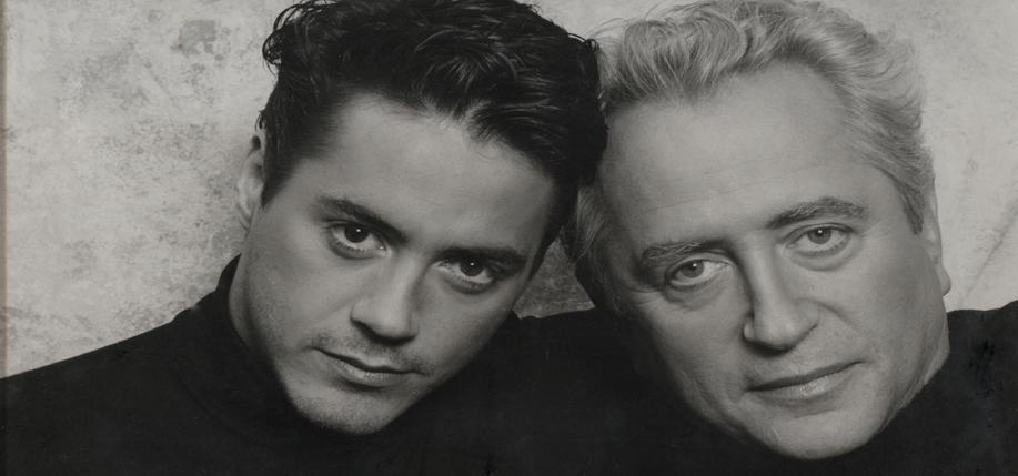 Robert Downey Jr. & Sr. Moments   Irish America