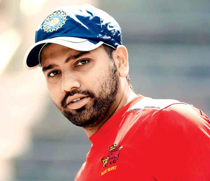 Rohit Sharma Set To Launch New Cricket Comic Series - Sports