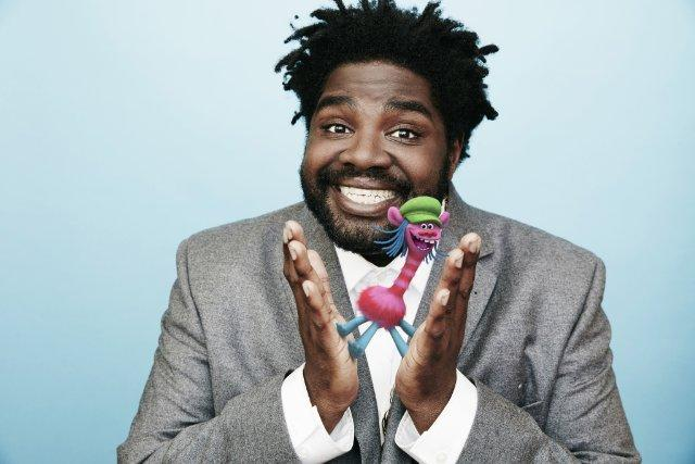 Ron Funches in Trolls (2016)