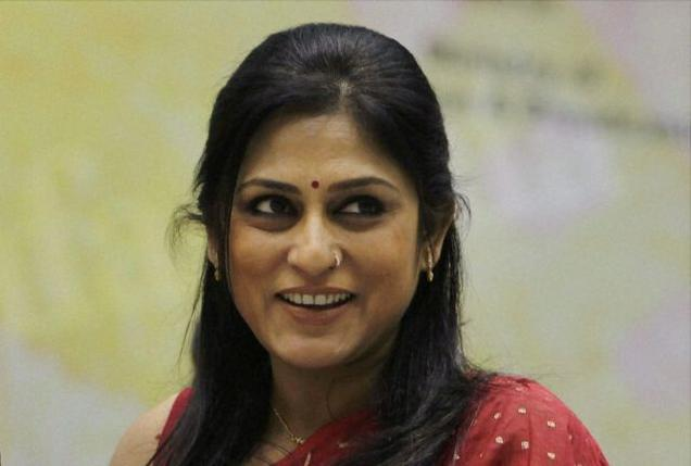 Roopa Ganguly Admitted To Hospital With Blood Clots- The New Indian
