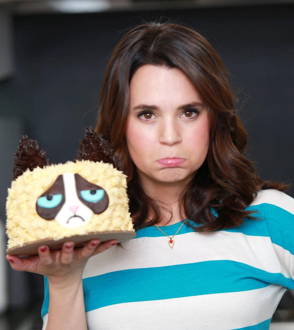 Rosanna Pansino Spent So Much Time On YouTube, She Pretty Much Got