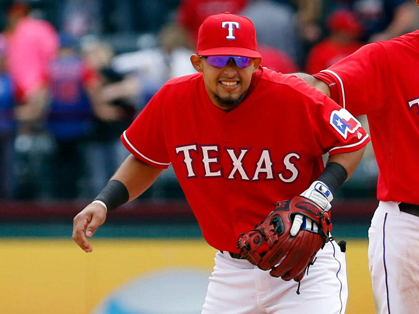 Rougned Odor 2015 Highlights - YouTube