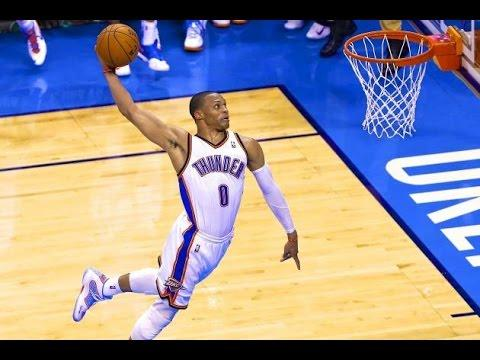 Russell Westbrook Best Plays 2015 (NBA) - YouTube