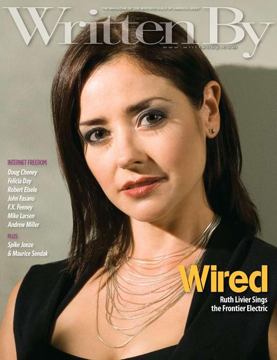 Ruth Livier, Web Series Innovator And Webstar Pioneer   LatinHeat