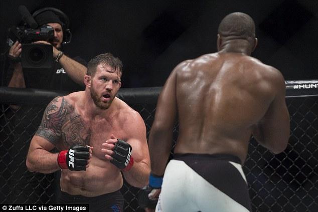 Ryan Bader Wants To Drag Anthony Johnson Into 'deep Water' At UFC