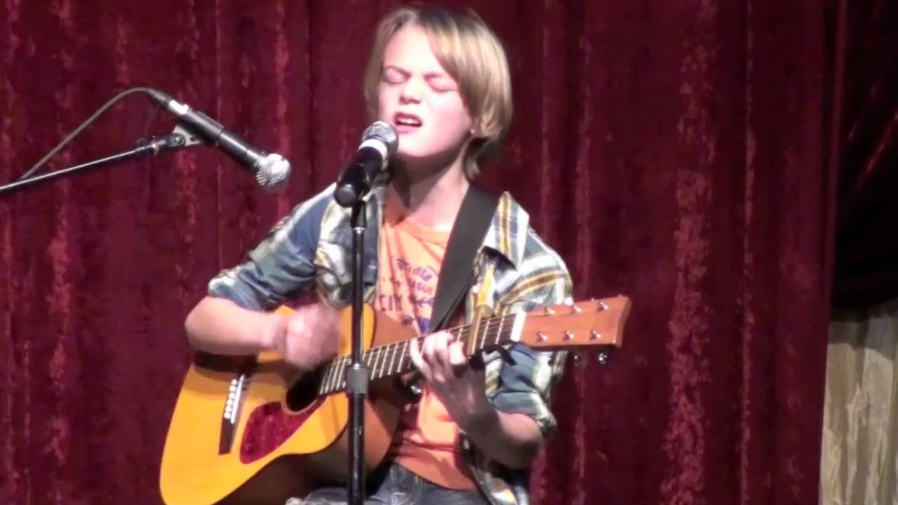 Ryan Ketzner, 11 Y.o Singing Dancing In Circles By Love And Theft