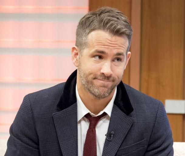 Ryan Reynolds Explains The Reason Why His Daughter Is Called James