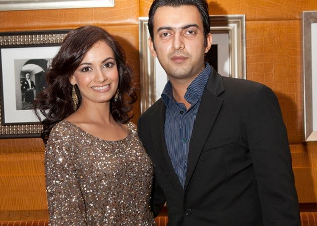 Sahil Sanghas Next Film May Star Fiancee Dia Mirza - NDTV
