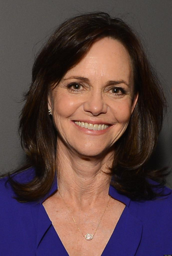 Sally Field, 'Lincoln' Star, On Politics And Looking Back On 'Smokey