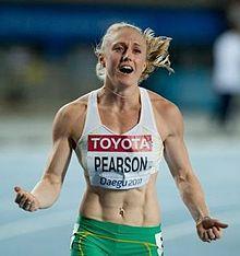 Sally Pearson - Wikipedia
