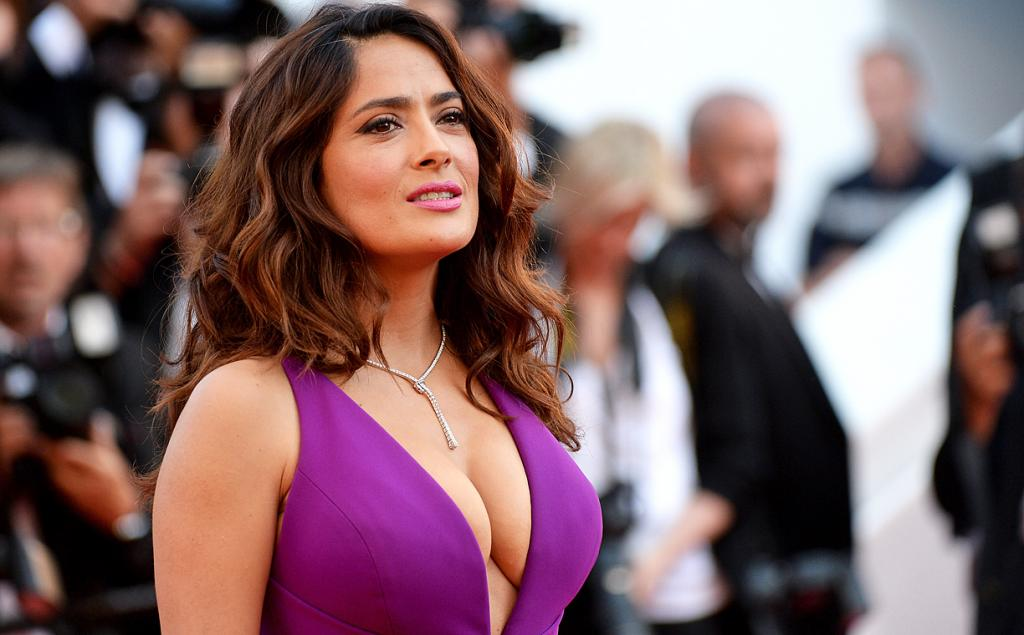 Salma Hayek Is Like, A Really Good Role Model   Betches