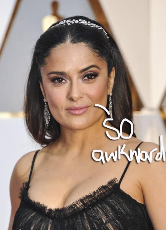 Salma Hayek News And Photos   Perez Hilton