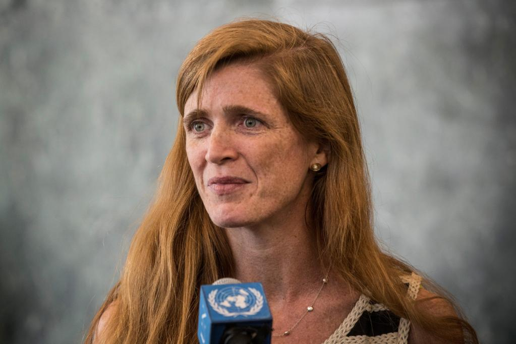 Samantha Power: Syrian President Has Used Chemical Weapons   The