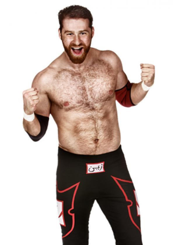 Sami Zayn: Profile & Match Listing - Internet Wrestling Database (IWD)