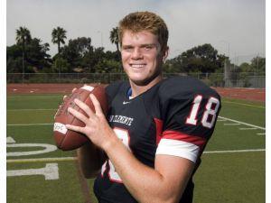 San Clemente Quarterback Sam Darnold Chooses USC - The Orange County