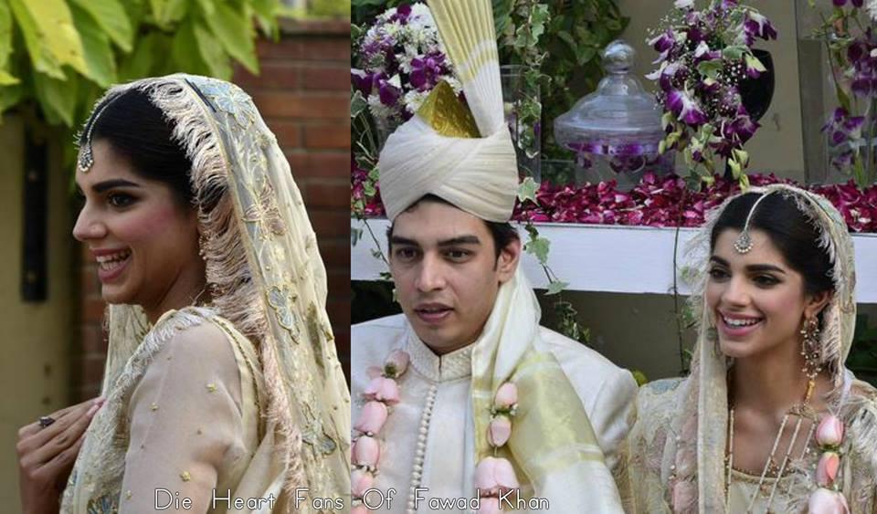 Sanam Saeed Got Married To Farhan Hasan (Wedding Pictures)